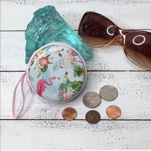 Other - Flamingo Coin Purse